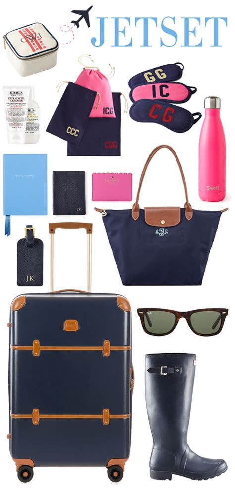 travel accessories jetset travel accessories the college prepster
