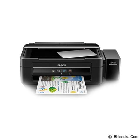 Printer Epson Bhinneka jual epson printer l380 printer bisnis multifunction inkjet murah untuk rumah kantor sekolah