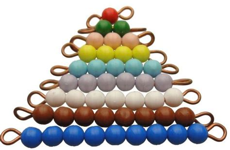 montessori bead stair bead stair montessori