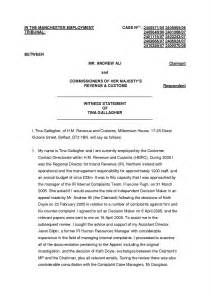 Witness Statement Template Family Court by Hmrcleaks Of A Civil Service Whistleblower In
