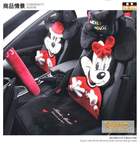 mickey mouse car seat covers mickey mouse car seat covers sets with steering wheel