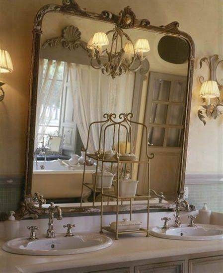 french country bathroom mirrors 30 inspirations of french style bathroom mirrors