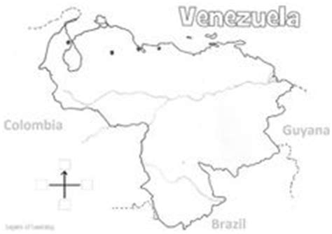 venezuela map coloring page venezuela country coloring venezuela coloring page