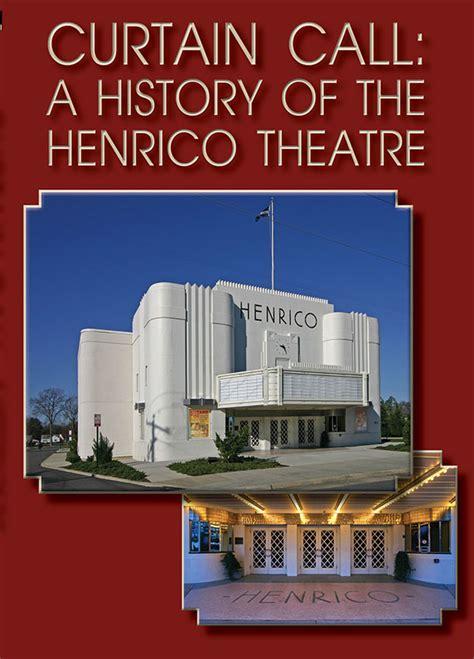 curtain call theatre hctv programs county of henrico virginia