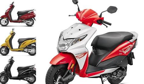 New Honda scooter to launch in India with AHO, BS IV