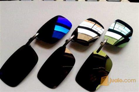 Kacamata Clip On Yogyakarta kacamata hitam clip on mirror polarized kab sidoarjo jualo