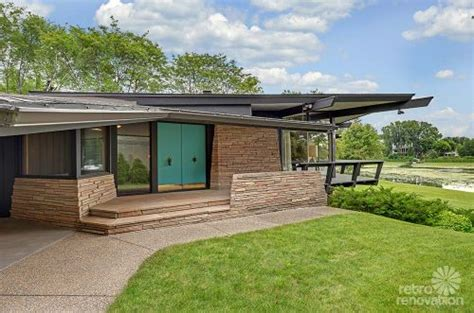 midcentury modern home stunning spectacular 1961 mid century modern time capsule house in minnesota 66 photos