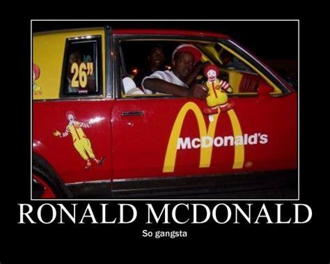Macdonald Meme - mcdonald gangster meme by t0taled memedroid