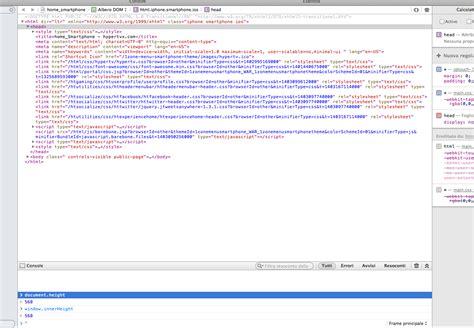javascript layout constraint javascript window innerheight returns bad value on ios7