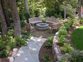 Small Garden Pit Backyard Pit Ideas A Creative