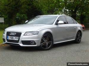 Audi A4 2008 For Sale Used 2008 Audi A4 Tfsi S Line For Sale In Pistonheads