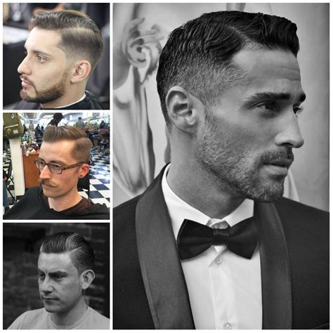 Mens Vintage Hairstyles by Vintage Inspired Hairstyles For For 2017 S