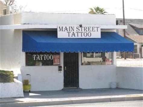 tattoo shops yuma az 4th ave yuma arizona shops