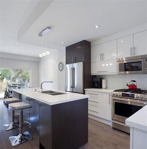 cocinas de diseno con isla planos de casa de dos pisos con fachadas e interiores