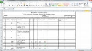 Engineering Inspection Report Template by Solidworks Inspection New Mcad Technologies