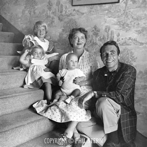 bette davis spouse bette davis with her husband gary merrill and their