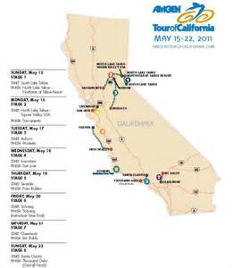 2011 amgen tour of california live route teams