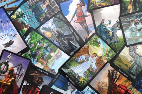 witches tarot samhain moon witches tarot review