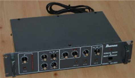 ibanez rack mounted effects ad 220 analog delay