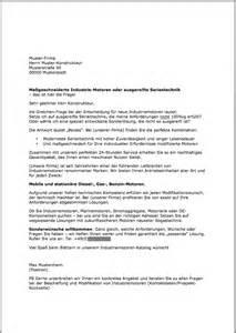 Brief Angebot Machen Verk 228 Ufe Steigern Kundenanschreiben Vom Texter
