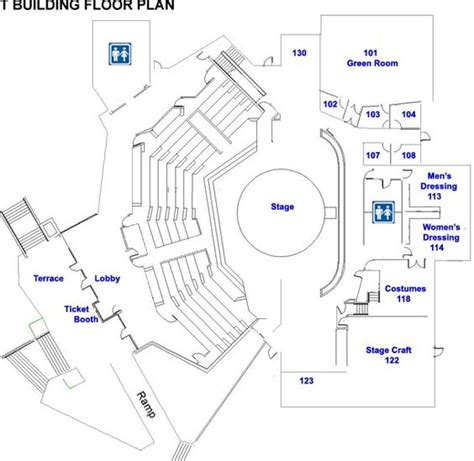 theater floor plan floor plan template for theatre modern small house plans bungalow plans gt gt theatre