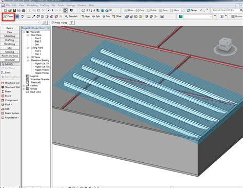 revit tutorial reference plane revitcity com align slab with reference plane