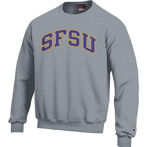 san francisco state university crewneck sweatshirt | san