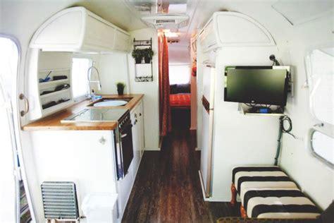 Remodeled Airstream Interiors by Airstream Interior