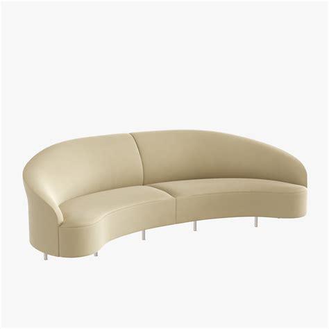 kagan sofa 3d sofas ralph pucci vladimir kagan