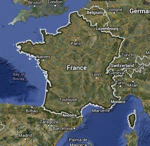 France Google Maps by France Google Maps Recana Masana