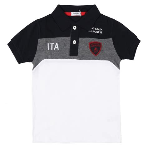 Automobili Lamborghini Clothing by Automobili Lamborghini Polo Shirt By Lamborghini