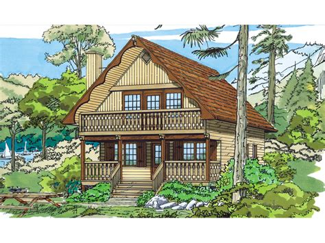 mountain chalet house plans trumbell mountain cottage home plan 062d 0033 house