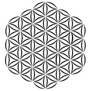 o f quot flower of life quot sacred geometry circles