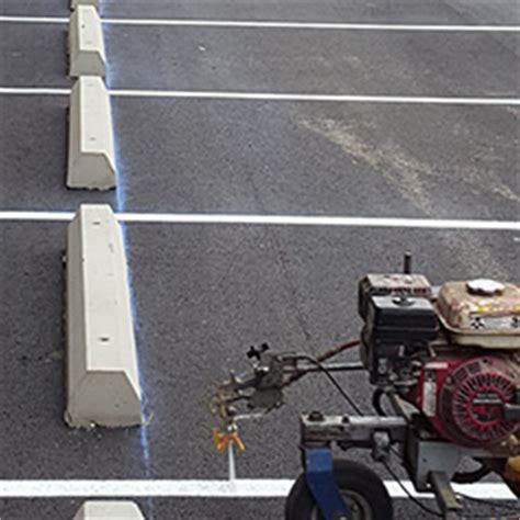 concrete car stop installation austin tx   wheel stops