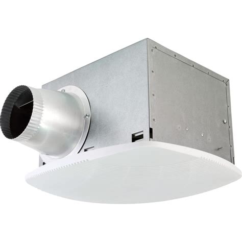 high cfm ceiling fan nuvent high efficiency bath fan 80 cfm model nxsh80