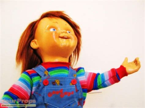 chucky movie prop for sale child s play 2 screen used good guy chucky prop original