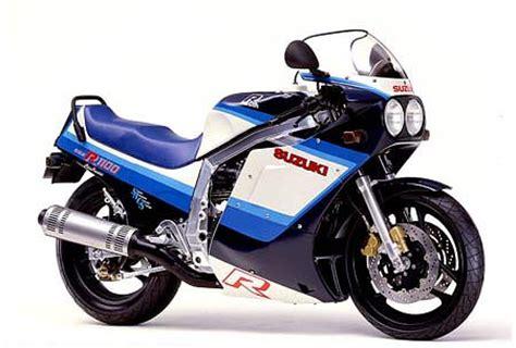 Suzuki Gsx R1100 Suzuki Gsx R1100 Model History