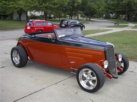 Ford Rod by Awesome Roadster 1934 Ford Rod For Sale