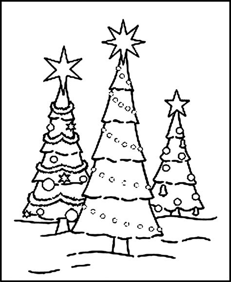 new christmas tree coloring pages blank christmas tree coloring pages new calendar