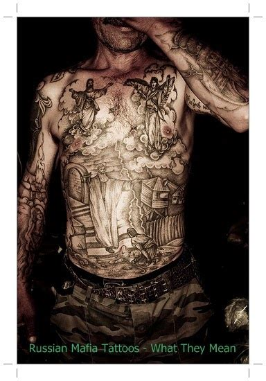 russian tattoo designs and meanings designs russian mafia tattoos what they