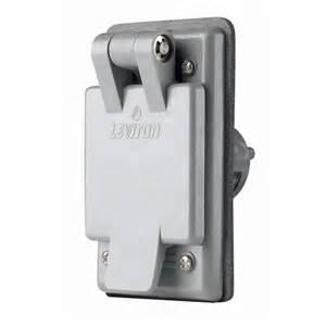 leviton 5278 cwp 15 amp 125 volt power inlet receptacle