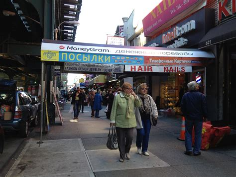 russian section of brooklyn election language barrier for russian speakers in new york