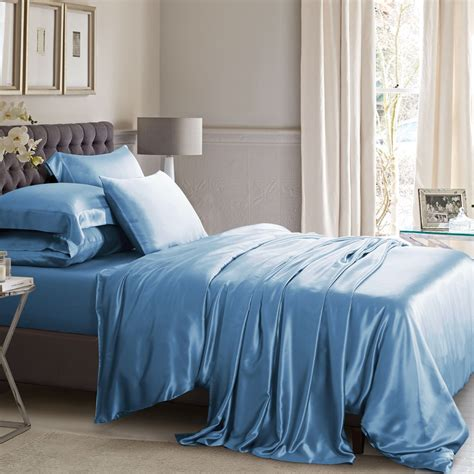dark blue bedding dark blue silk bed linen from pure mulberry silk
