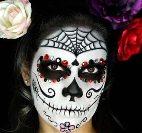 imagenes de calaveras halloween maquillaje calavera catrina manualidades para ni 241 os