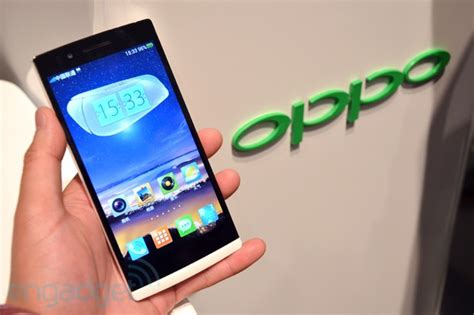 Handphone Oppo Find 5 oppo find 5 on updated with