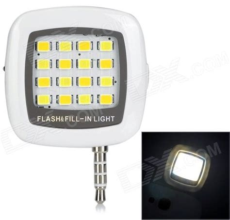 Iblazr Led Flash For All Smartphones Tablet Ios And Android this 16 led flash unit is the cure for smartphone