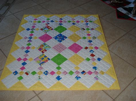 looking for post about this baby quilt patch