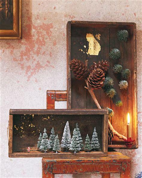 weihnachtsdeko selber basteln das wird ein fest