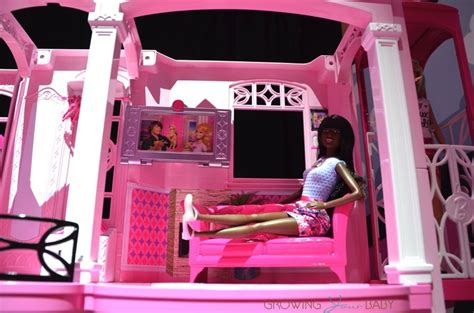 barbie dream house 2015 barbie 2015 dream house living room growing your baby