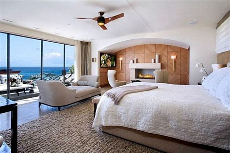 beach house bedrooms california beach house spells luxury and class